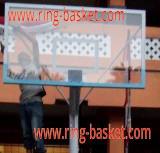 papan pantul basket murah