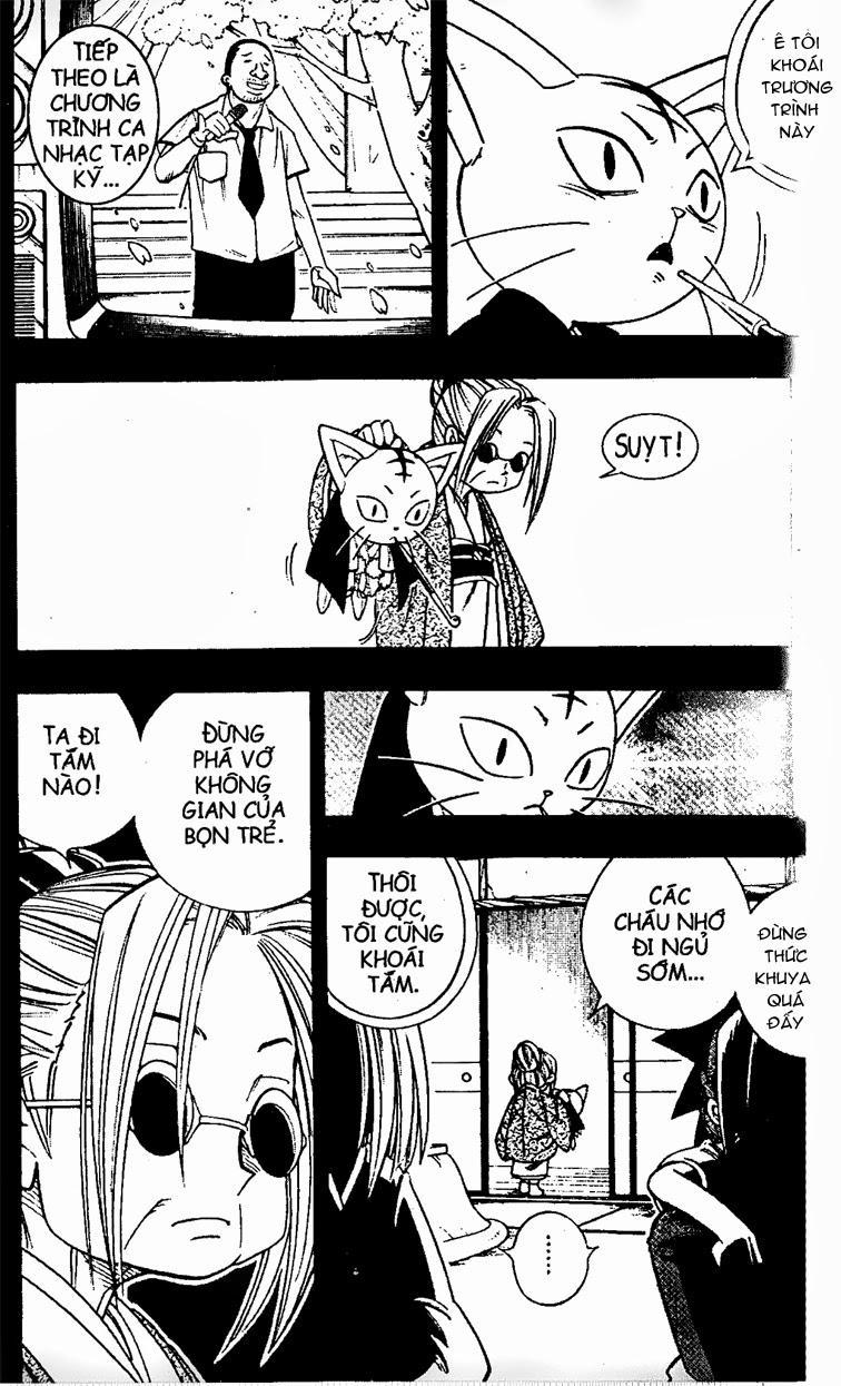 Shaman King [Vua pháp thuật] chap 170 trang 6