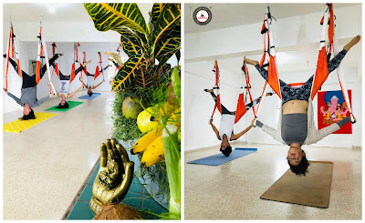 aeroyoga, yoga creativo, rafael martinez, juan carlos morales, experiencia, spa, ejercicio, tendencias, wellness, bienestar, fin de semana, weekend, salud, deporte, actividades, puerto rico, la casa de la ceiba