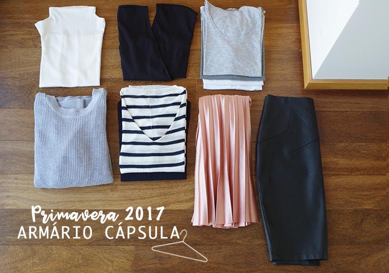 [O MEU] CAPSULE WARDROBE // ARMÁRIO CÁPSULA #2