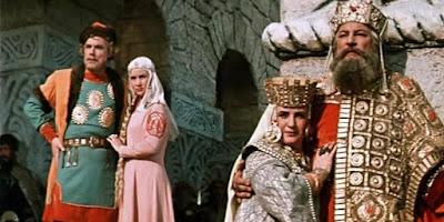 Secuencia de la película: La espada y el dragón