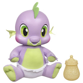 MLP So Soft Newborn Spike Brushable Pony