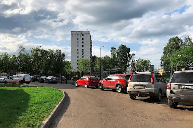 Большой Волоколамский проезд