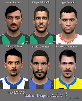 Italian League Pack V_3