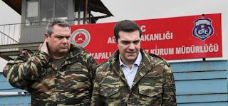 Οργή Καμμένου προς Τσίπρα για τις μυστικές συνομιλίες με τους Τούρκους