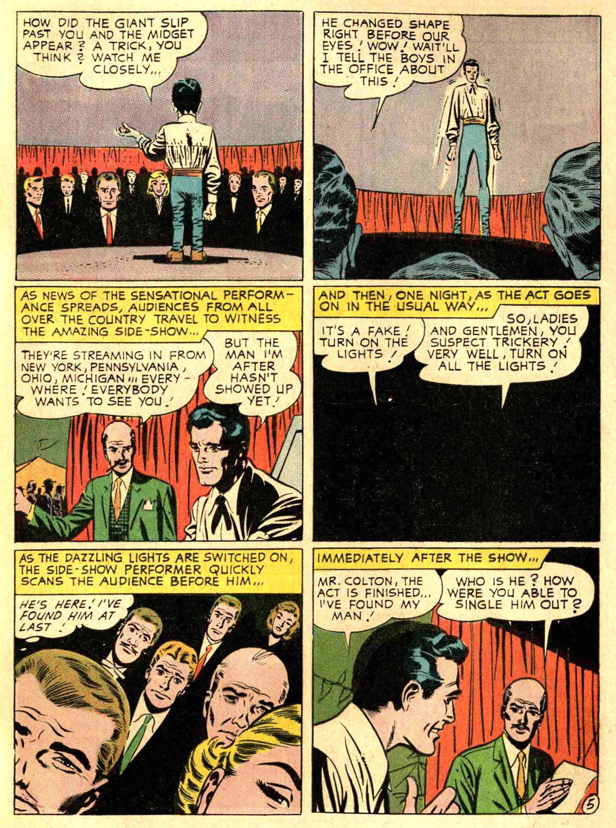 Strange Adventures (1950) issue 207 - Page 33
