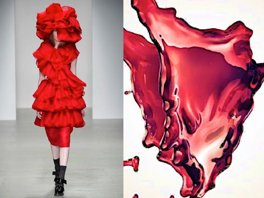 red - aw14 trend