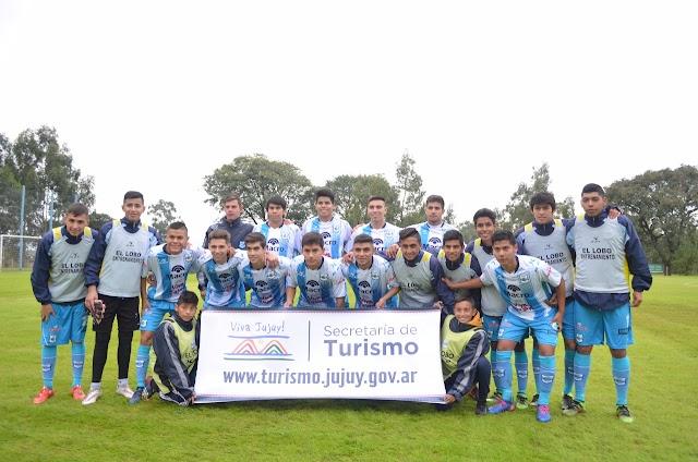 El Sub 19 igualó ante Ñuñorco
