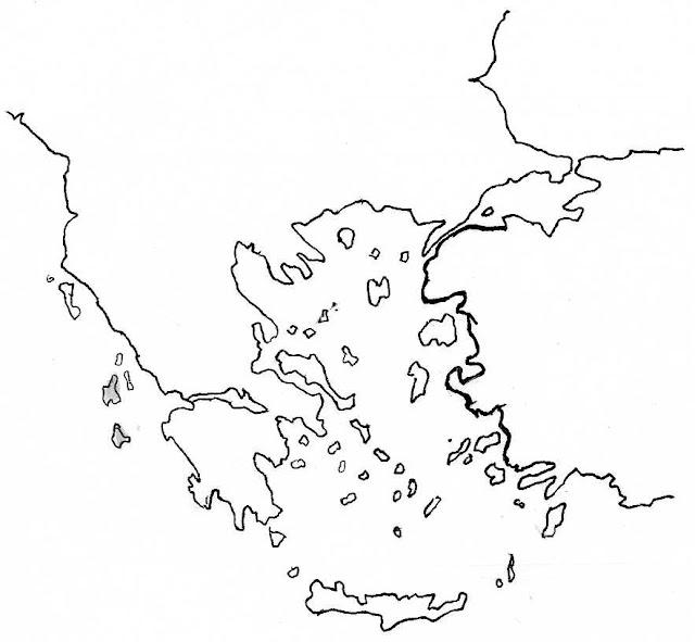 Mapa Mudo Grecia Antigua.Mapa Mudo Grecia Antigua Imagui