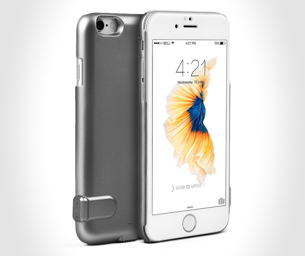 Flux Battery-Case for iPhone