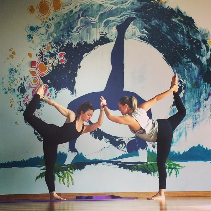 The World Is My Yoga Mat: Five Friday Favorites 2/26/16