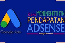 2 Hal Penting yang Harus Diperhatikan untuk Meningkatkan Pendapatan Google Adsense