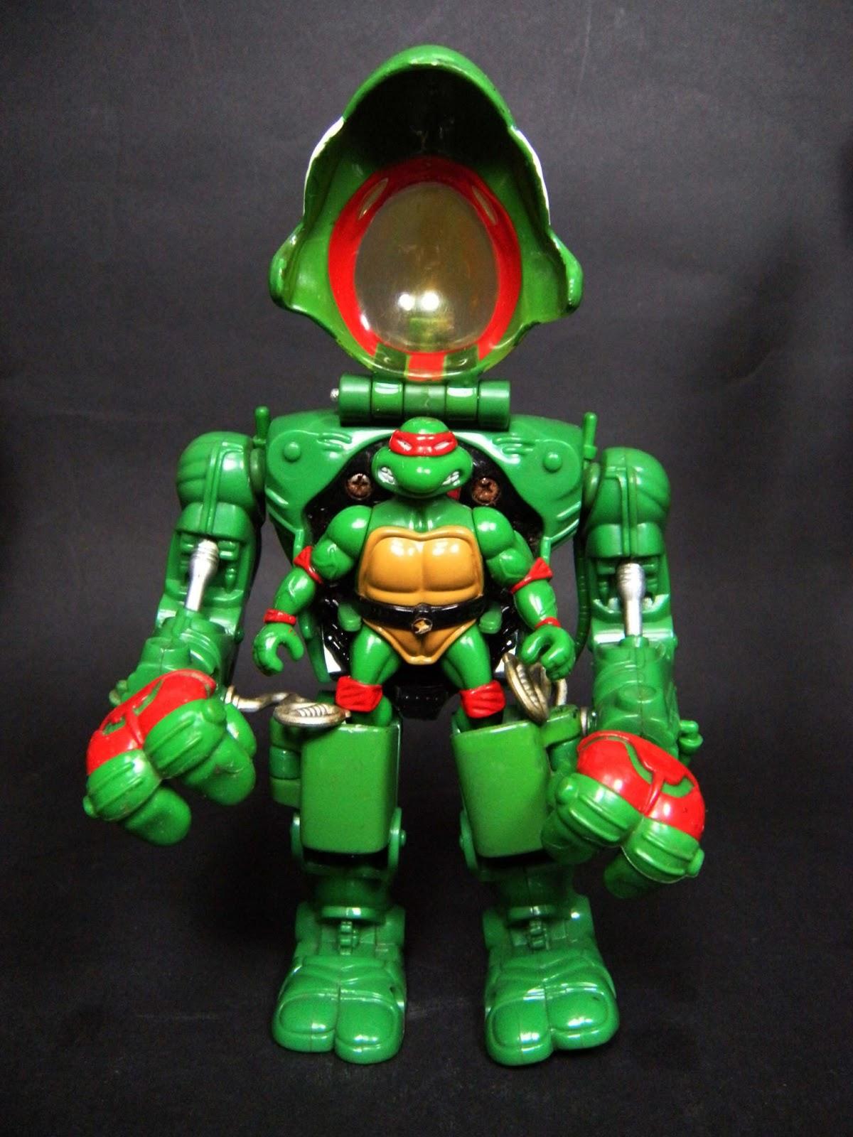 DAILY TOYZ: Collection Exposed : Exo-Skeleton Ninja Turtle ... Ninja Turtles Toy Ninja Turtles