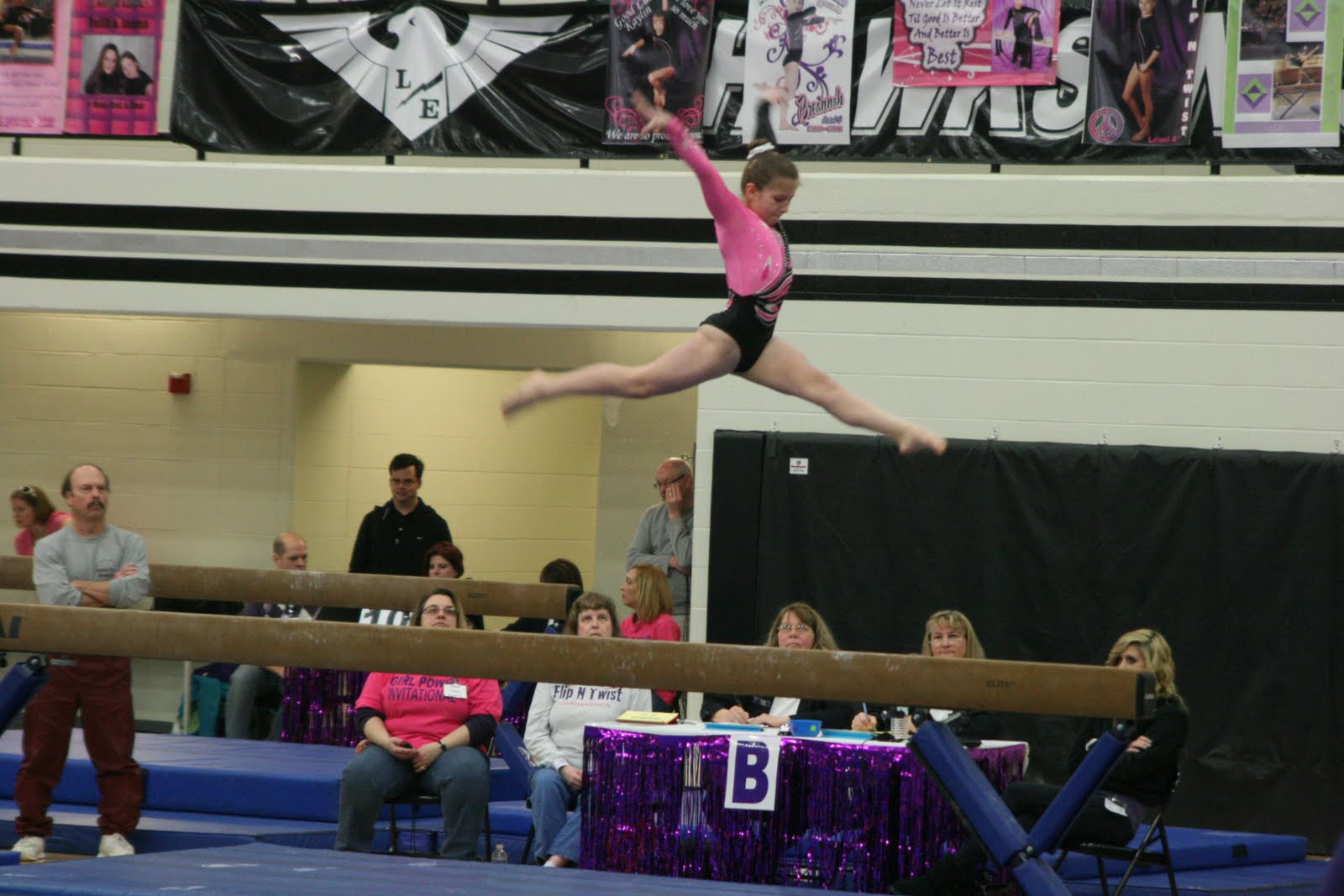 flying high gymnastics meet 2015