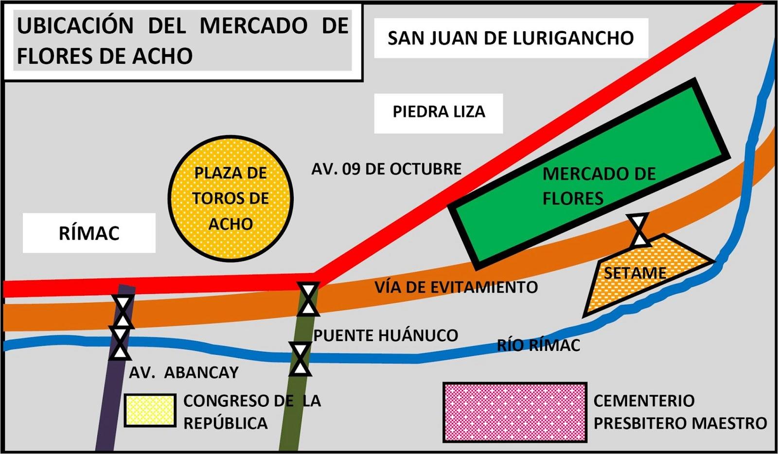 4a050c6064f4 ... la cual viene de viveros ubicados en San Juan de Miraflores