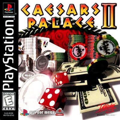 descargar caesar's palace 2 psx mega