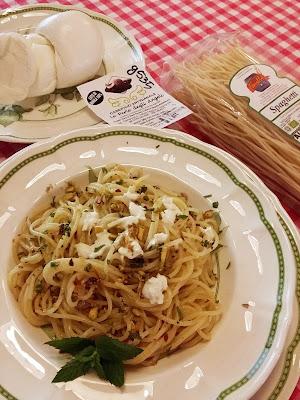 Spaghetti aglio, olio e altre bontà