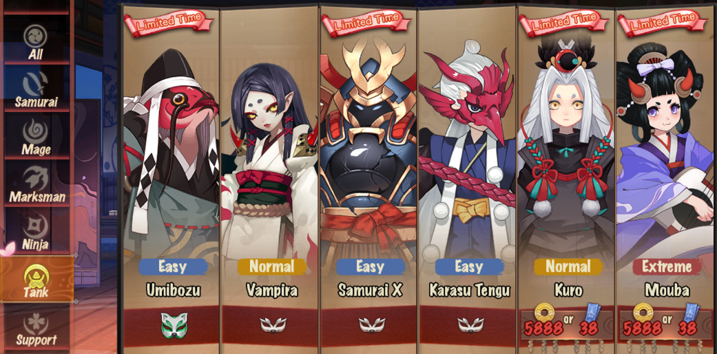 Greenbelt Bowl ⁓ Try These Onmyoji Arena Mage Tier List
