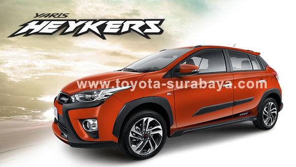 Test Drive Toyota Yaris Heykers Surabaya