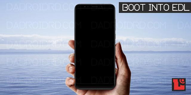 Sama menyerupai smartphone Xiaomi yang bermesin Qualcomm Snapdragon lainnya Cara masuk ke dalam Download Mode atau EDL pada Xiaomi Redmi 5 (Rosy)