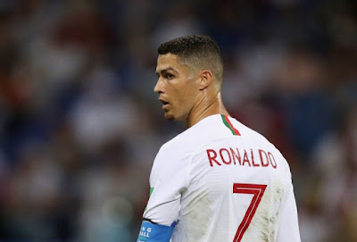 Cristiano Ronaldo Unfollows Real Madrid On Social Media