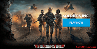 soldiers inc game review