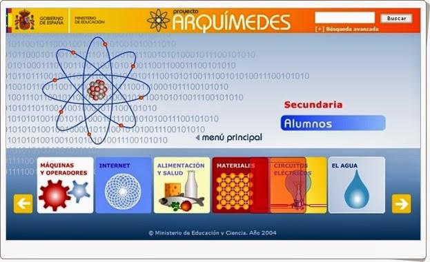 http://proyectos.cnice.mec.es/arquimedes/corredera.php
