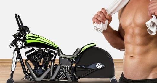 Schneller-fit-Neuartiges-Zimmermotorrad-ersetzt-pedalbetriebene-Hometrainer