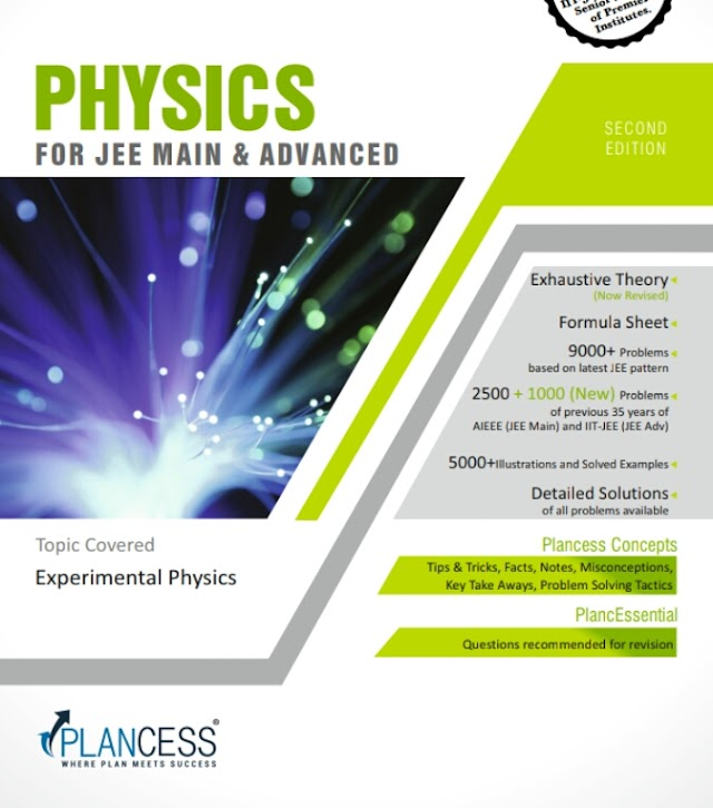 EXPERIMENTAL PHYSICS NOTE BY PLANCESS
