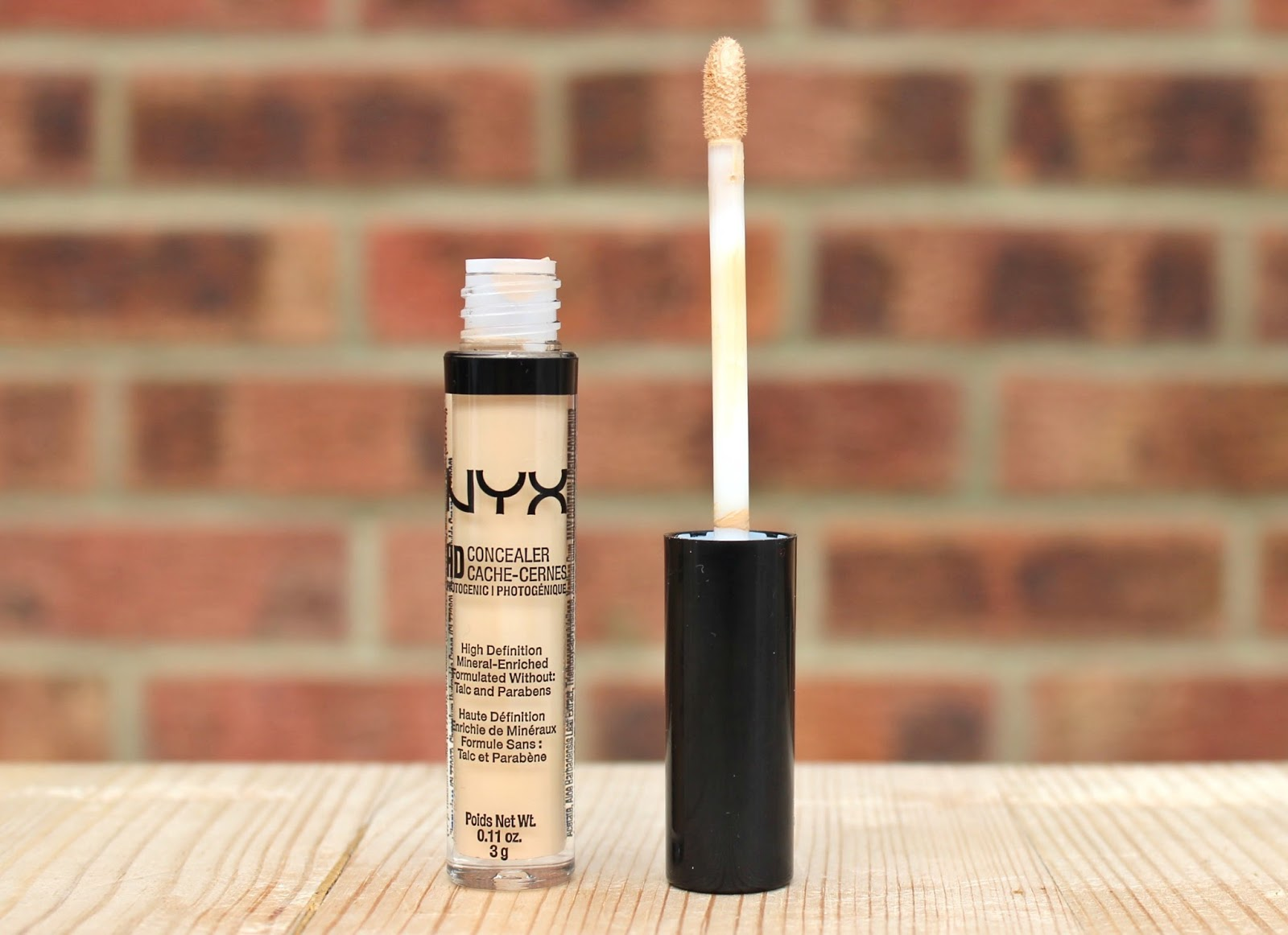 Bargain Beauty: NYX HD Concealer Wand