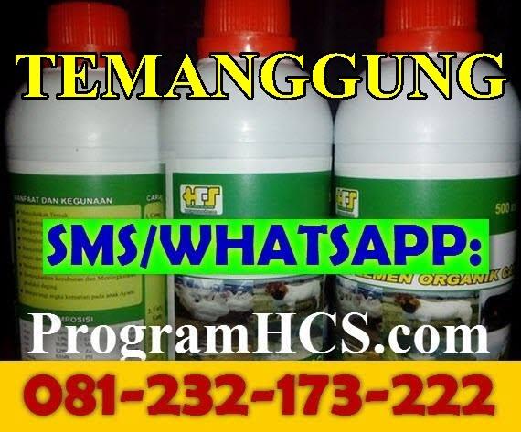 Jual SOC HCS Temanggung