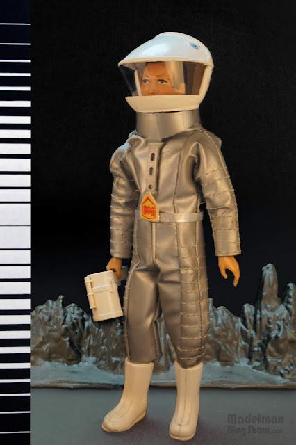 Madelman astronauta 2001 cosmic.