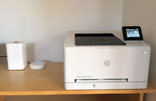 HP Laserjet Pro M252dw Wireless Color Printer (B4A22A) Drivers Download For Windows, Mac OS and Linux