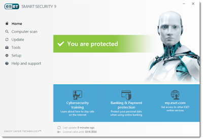 ESET Smart Security 9.0.349.14 Full Cracked