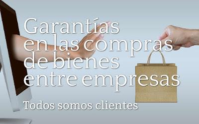 Garantías en las compras de bienes entre empresas