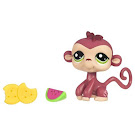 Littlest Pet Shop Purse Monkey (#1361) Pet