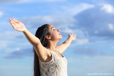 Tudatos légzési gyakorlatok: Húsz összekapcsolt légzés