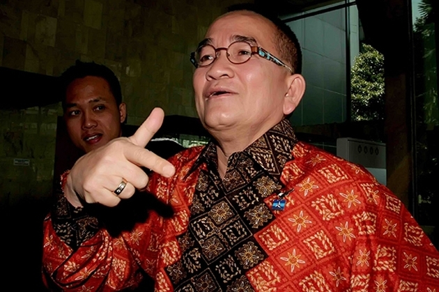 Fredrich Serukan Pengacara Boikot KPK, Ruhut: Dia Perlu Dibawa ke Psikolog