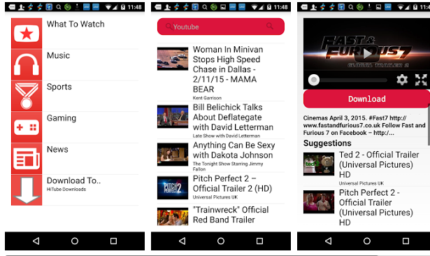 Download HiTube Youtube Downloader APK | Free Youtube
