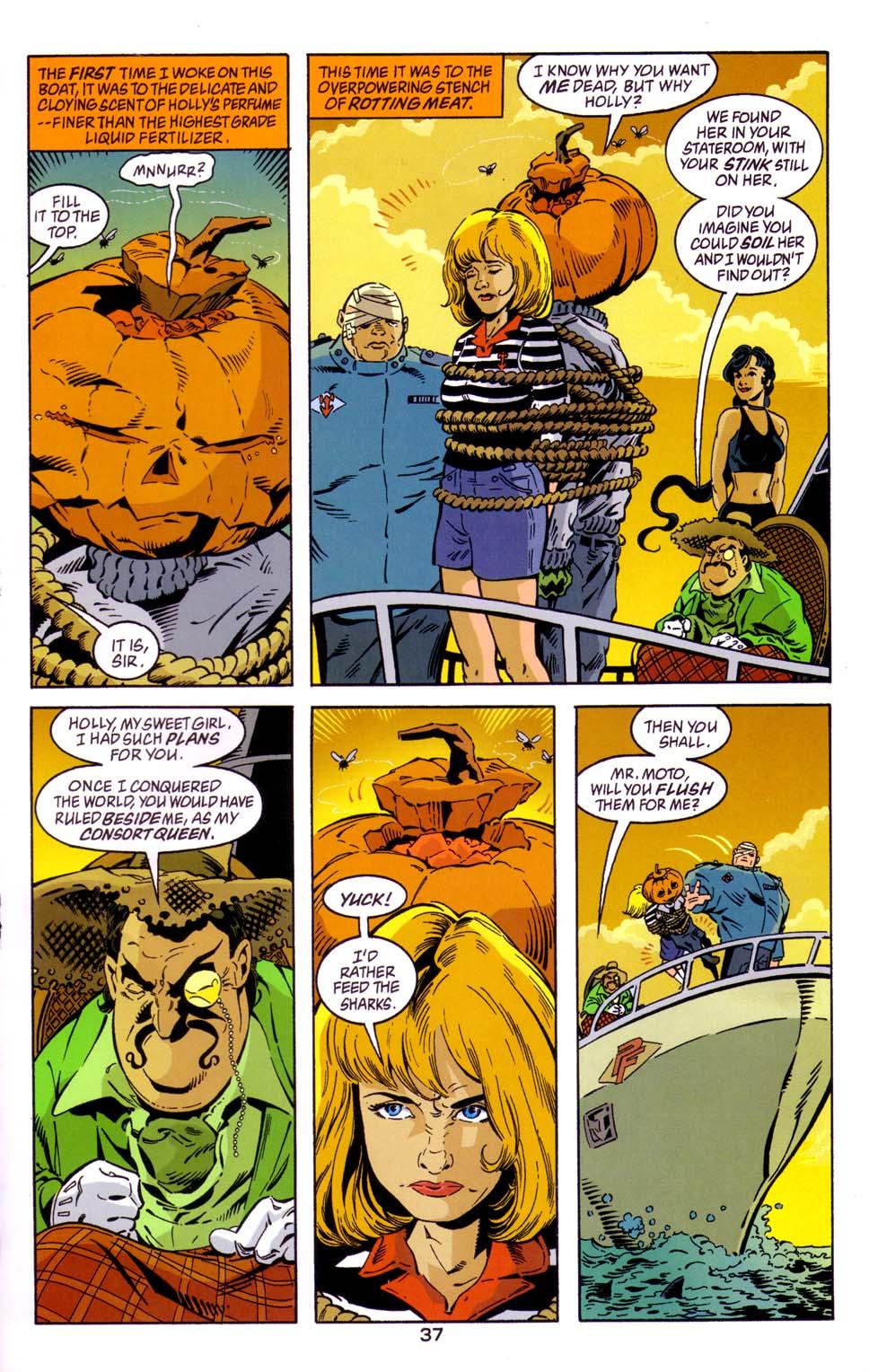 Read online Merv Pumpkinhead, Agent of D.R.E.A.M. comic -  Issue # Full - 38