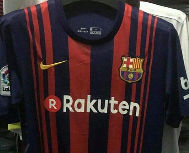 FC Barcelona Kit 2017-2018  ¿con franjas asimétricas  17330d535cadc