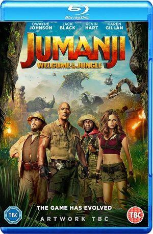 Jumanji Welcome to the Jungle 2017 WEB-DL 720p 1080p