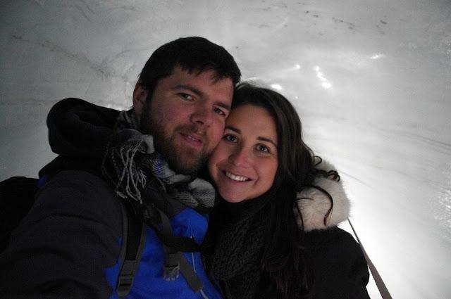 Jungfraujoch Ice Palace