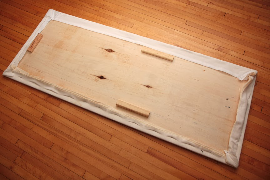 How To Make A Big Ironing Board For Quilting A Little Crispy