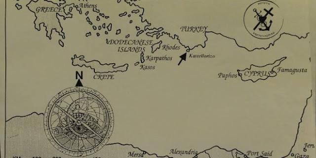 Οι συμφωνίες του Ερντογάν και το Καστελλόριζο