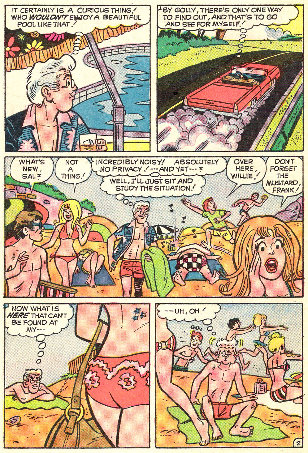 Read online Archie's Girls Betty and Veronica comic -  Issue #214 - 29