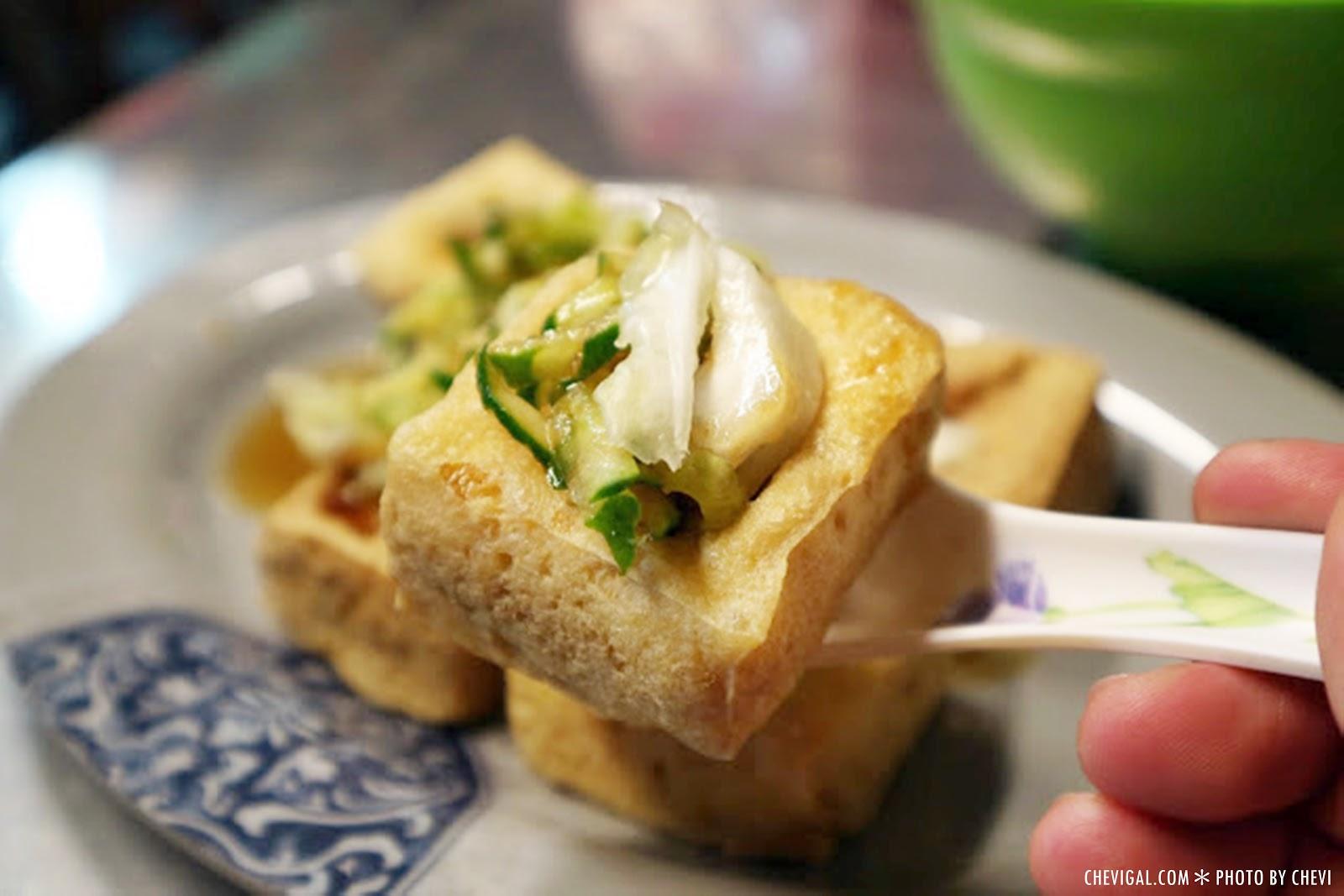 IMG 0642 - 台中烏日│正老牌太祖魷魚羹。隱藏多時的在地美味。臭豆腐終於強勢回歸啦!