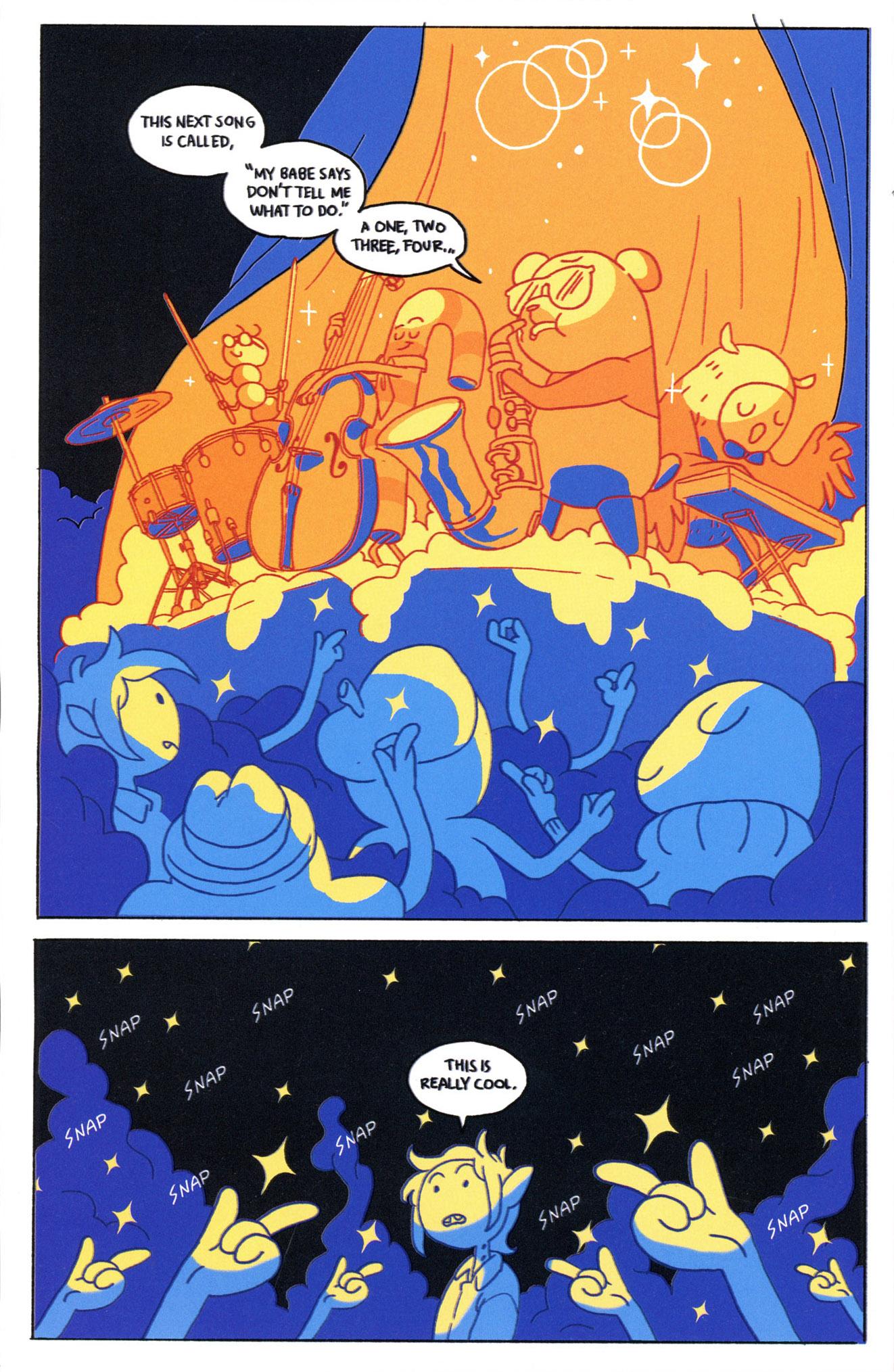 Read online Adventure Time Comics comic -  Issue #8 - 14