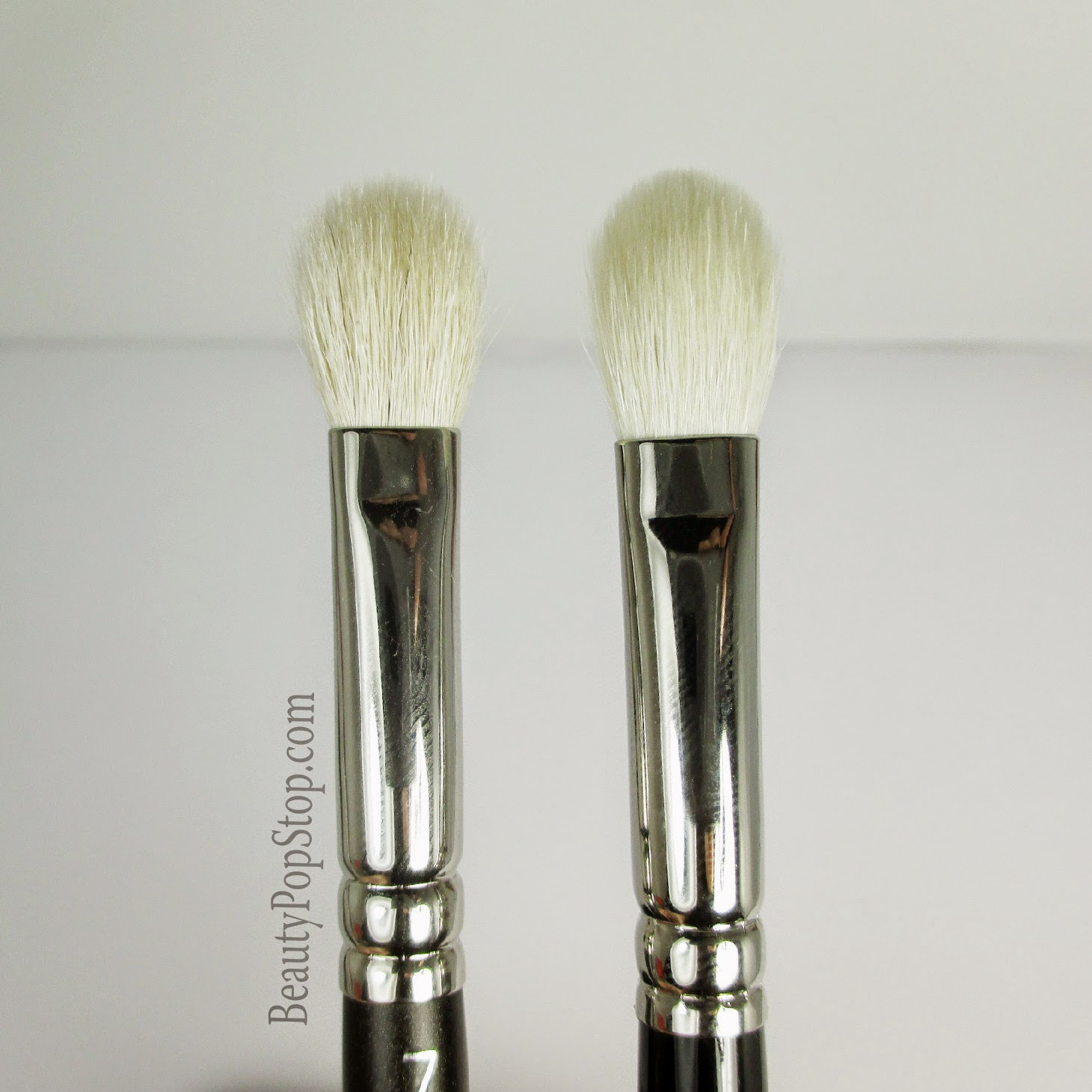 hakuhodo j5523 vs mac 217 comparison japanese makeup brush maccosmetics