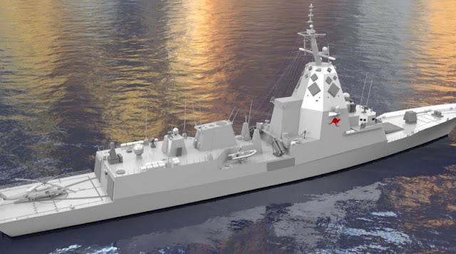 Navantia y Bath Iron Works colaboran en el programa de futuras fragatas para la Marina de EEUU